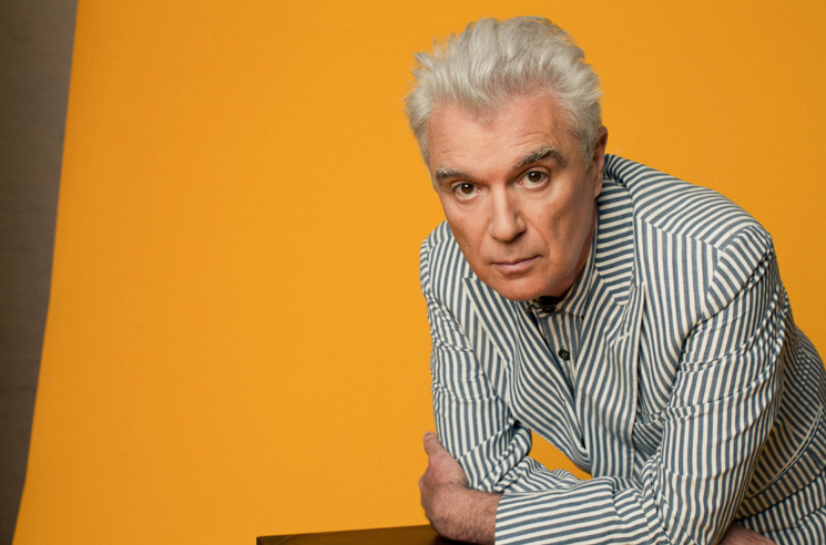 "David Byrne Says a Talking Heads Reunion Would Be ""a Number of Steps Backwards"""
