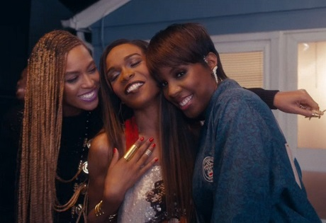 """Michelle Williams """"Say Yes"""" (ft. Beyoncé , Kelly Rowland) (video)"""