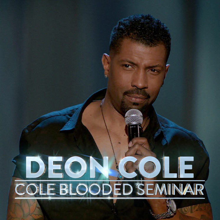 Deon Cole Cole Blooded Seminar