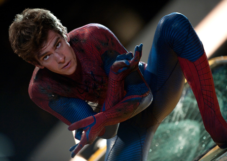 The Amazing Spider-man Marc Webb