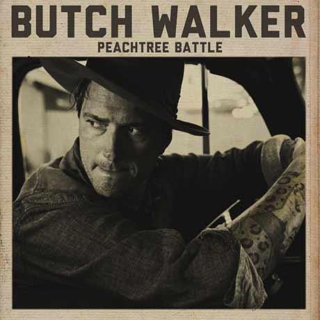 Butch Walker 'Peachtree Battle' (EP stream)