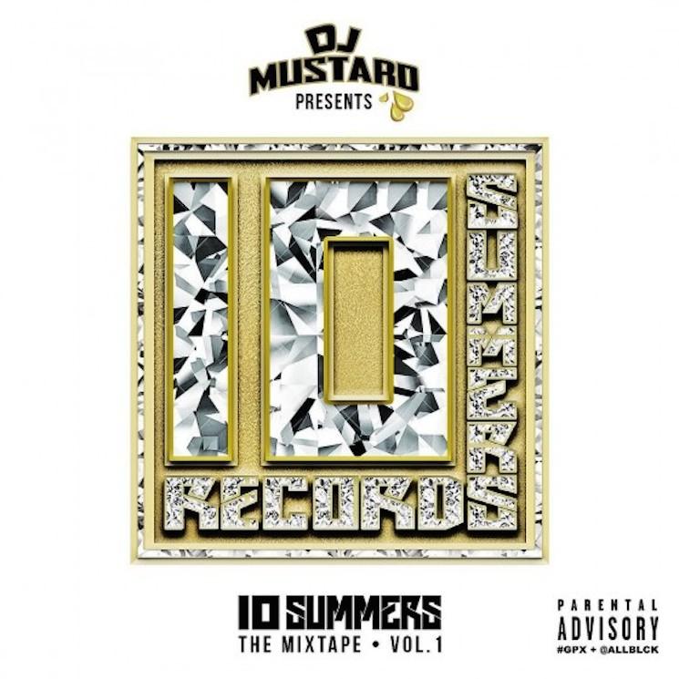 DJ Mustard '10 Summers: The Mixtape'