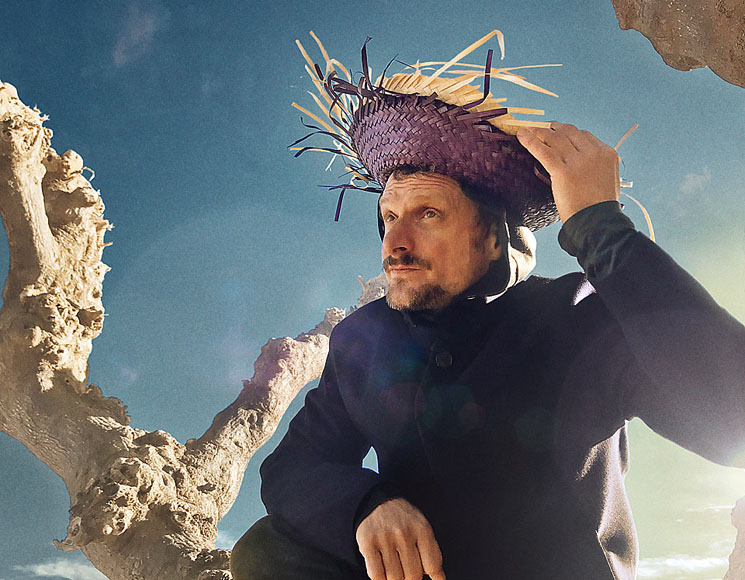DJ Koze May Talk Like an Old Man, But 'Knock Knock' Still Bangs