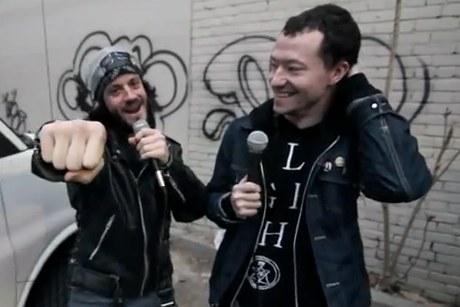 Doug's Metal Zone III with Touché Amoré's Jeremy Bolm