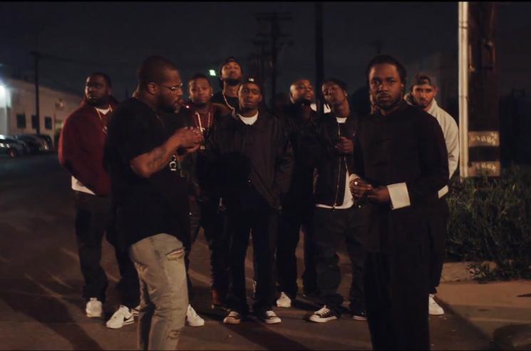 """Kendrick Lamar """"DNA."""" (video)"""