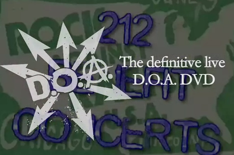 D.O.A. Aim to Document Farewell Tour with Live DVD, Launch Crowdfunding Campaign
