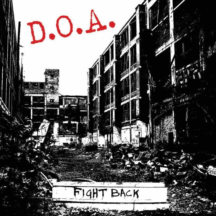 D.O.A. Return with 'Fight Back' LP, Map Out 40th Anniversary Tour