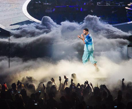 Drake / Miguel / Future / Partynextdoor Air Canada Centre, Toronto ON, October 24