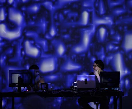 Maotik Et Fraction Société Des Arts Technologiques, Montreal QC, May 30