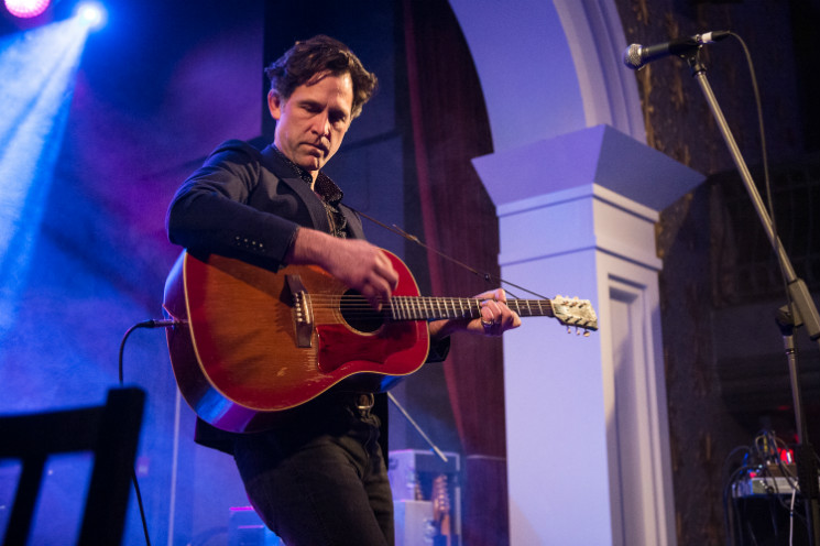 Wolfe Island Winter Ball with Jason Collett, Shad, Hannah Georgas, Sarah Harmer, TUNS The Great Hall, Toronto ON, February 26