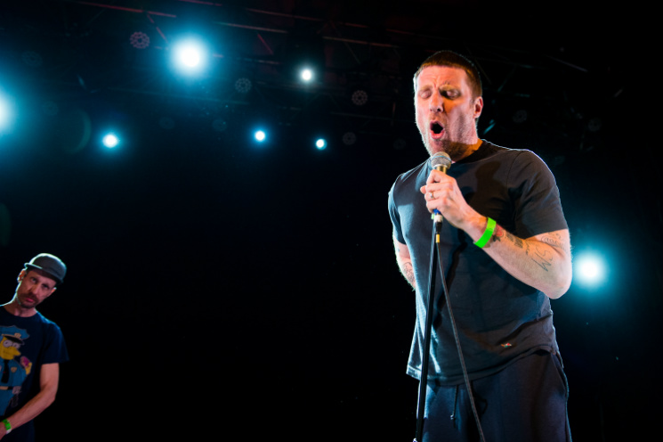 Sleaford Mods / Not Of Opera House, Toronto ON, April 1