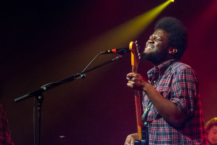 Michael Kiwanuka / Cloves Commodore Ballroom, Vancouver BC, May 23