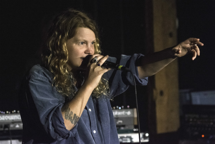 Kate Tempest / Gang Signs Fortune Sound Club, Vancouver BC, March 29