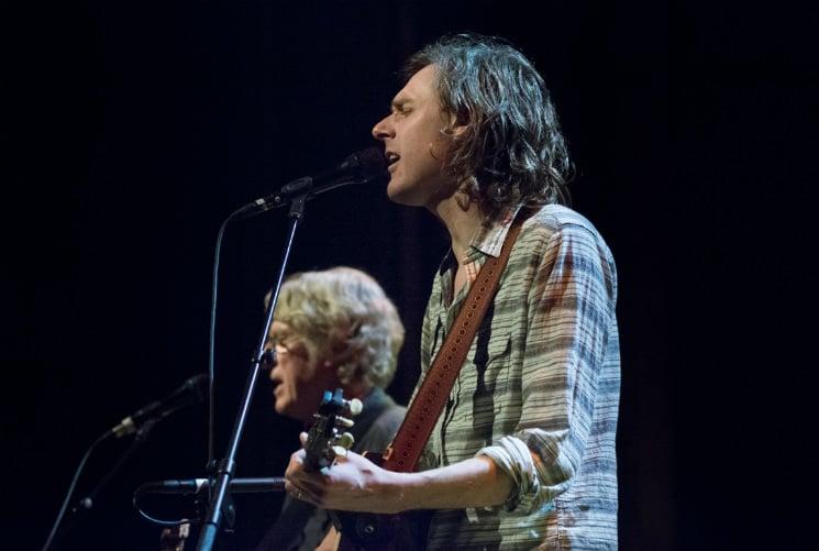 Bill & Joel Plaskett / Mayhemingways Vogue Theatre, Vancouver BC, April 1