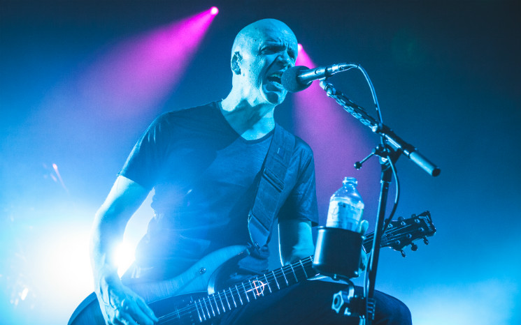 Devin Townsend to Play Strapping Young Lad Songs on Tour Next Year