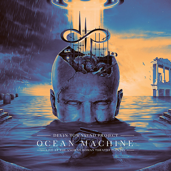 Devin Townsend Readies 'Ocean Machine' Live Album