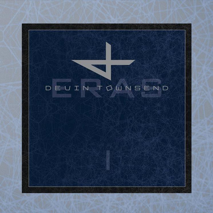 Devin Townsend Details 'Eras' Vinyl Box Set
