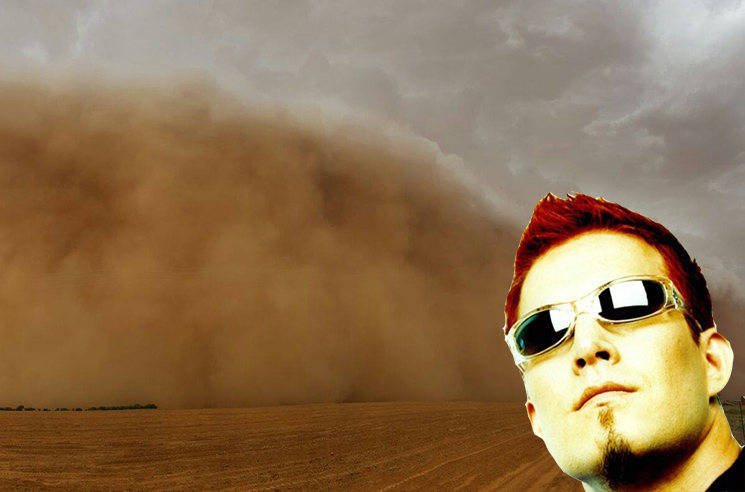 "Sorry Everyone, ""Sandstorm"" Producer Darude Has Never Actually Been in a Sandstorm"