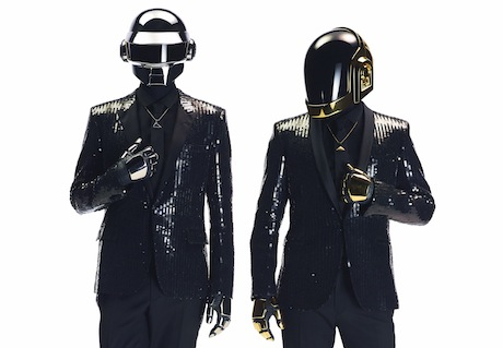 Daft Punk's 'Random Access Memories' Tops Billboard Charts