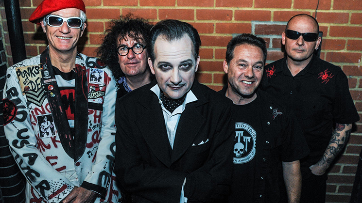 The Damned Plot New Album, Map Out North American Tour