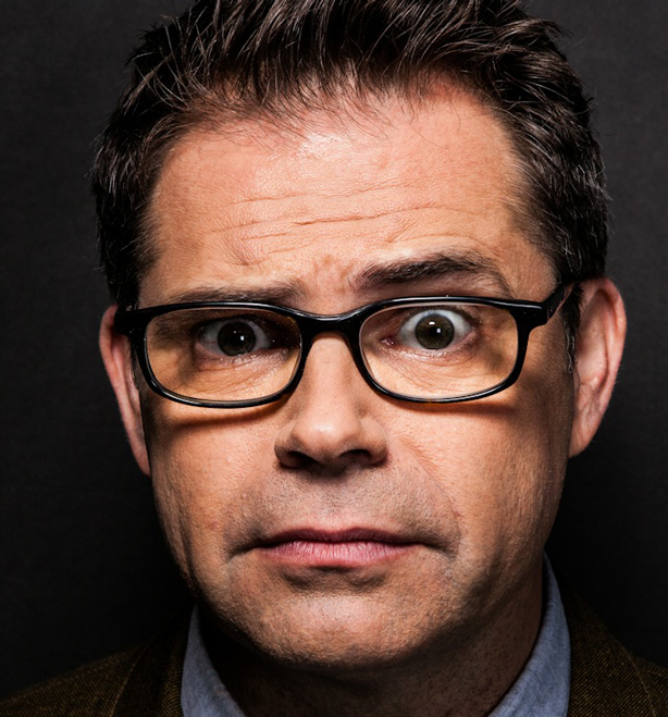 Dana Gould / Chris James / Dino Archie Comedy MIX, Vancouver BC, February 14