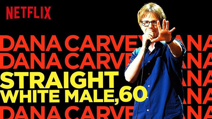 Dana Carvey Straight White Male, 60