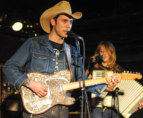 You've Changed Records' Fifth Anniversary Showcase with Daniel Romano, Shotgun Jimmie and the Weather Station Horseshoe Tavern, Toronto ON, May 22