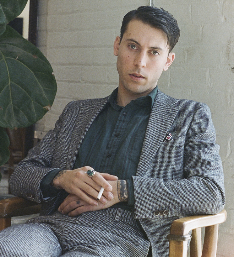 Daniel Romano Almost Left His New Album Behind