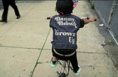 Danny Brown 'Grown Up' (video)