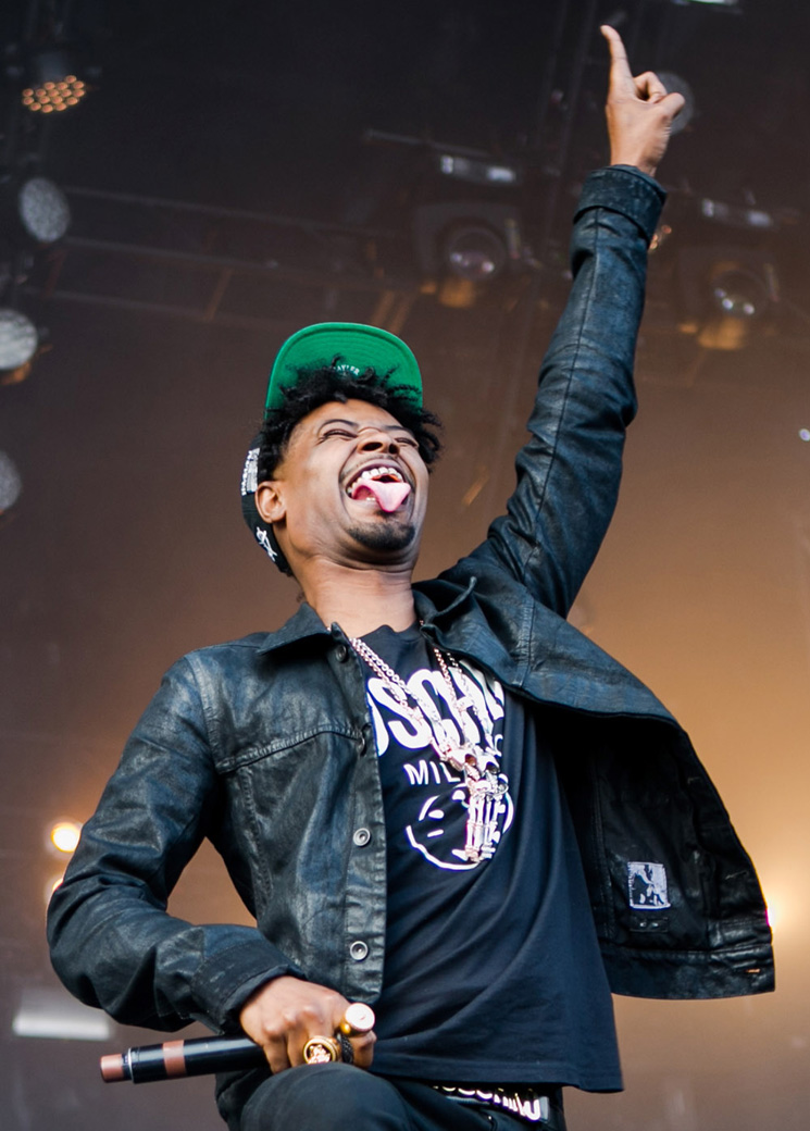 Danny Brown WayBright Stage, Oro-Medonte ON, July 25