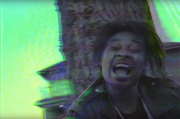 "Danny Brown ""When It Rain"" (video)"