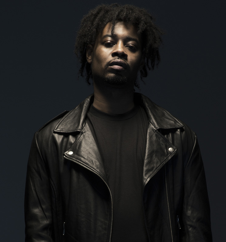 Danny Brown Inside the Atrocity Exhibition