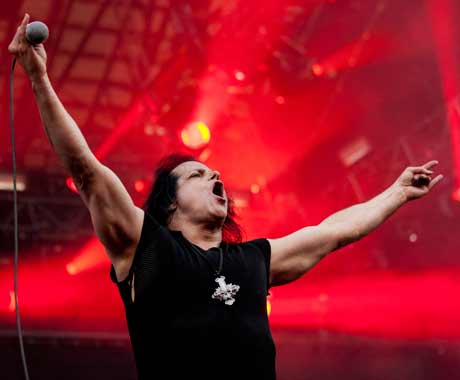 Danzig with Doyle Molson Canadian Stage, Montreal QC, August 10