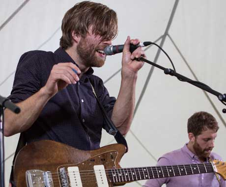 The Darcys Lake Stage, Guelph ON, July 27
