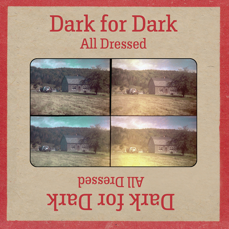 Dark for Dark 'All Dressed' (album stream)