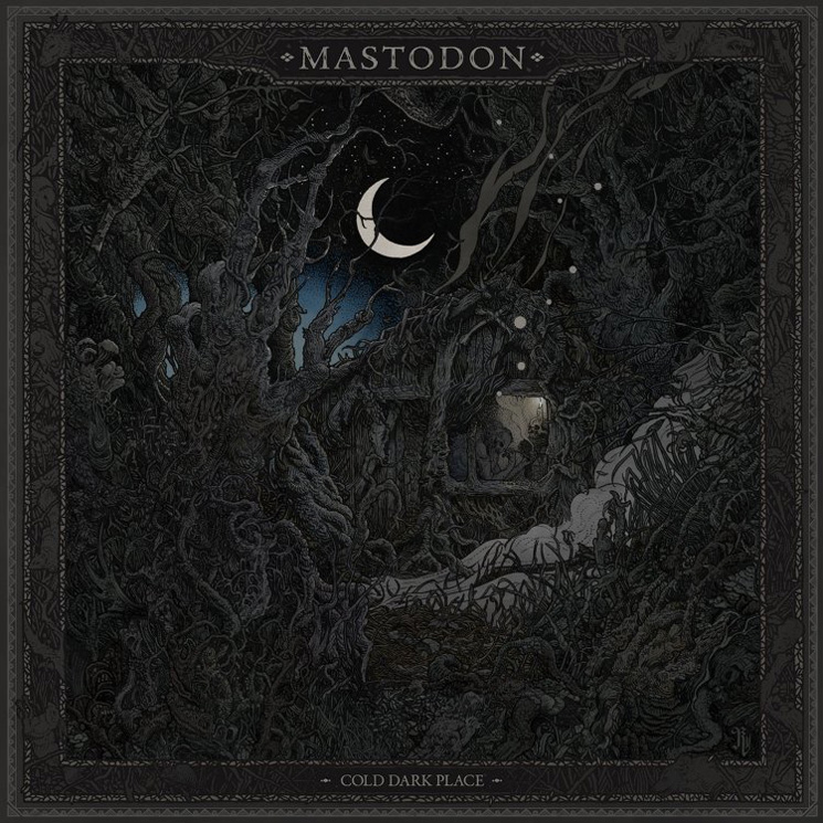 Mastodon Reveal Details for 'Cold Dark Place' EP