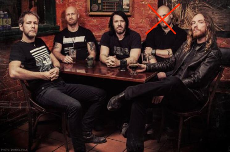 Dark Tranquillity Guitarist Martin Henriksson Quits Band