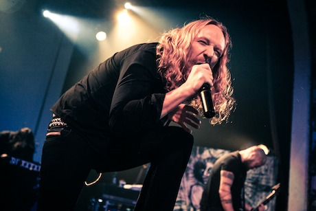 Dark Tranquillity / Omnium Gatherum / Exmortus / the Parallax Opera House, Toronto ON, February 8