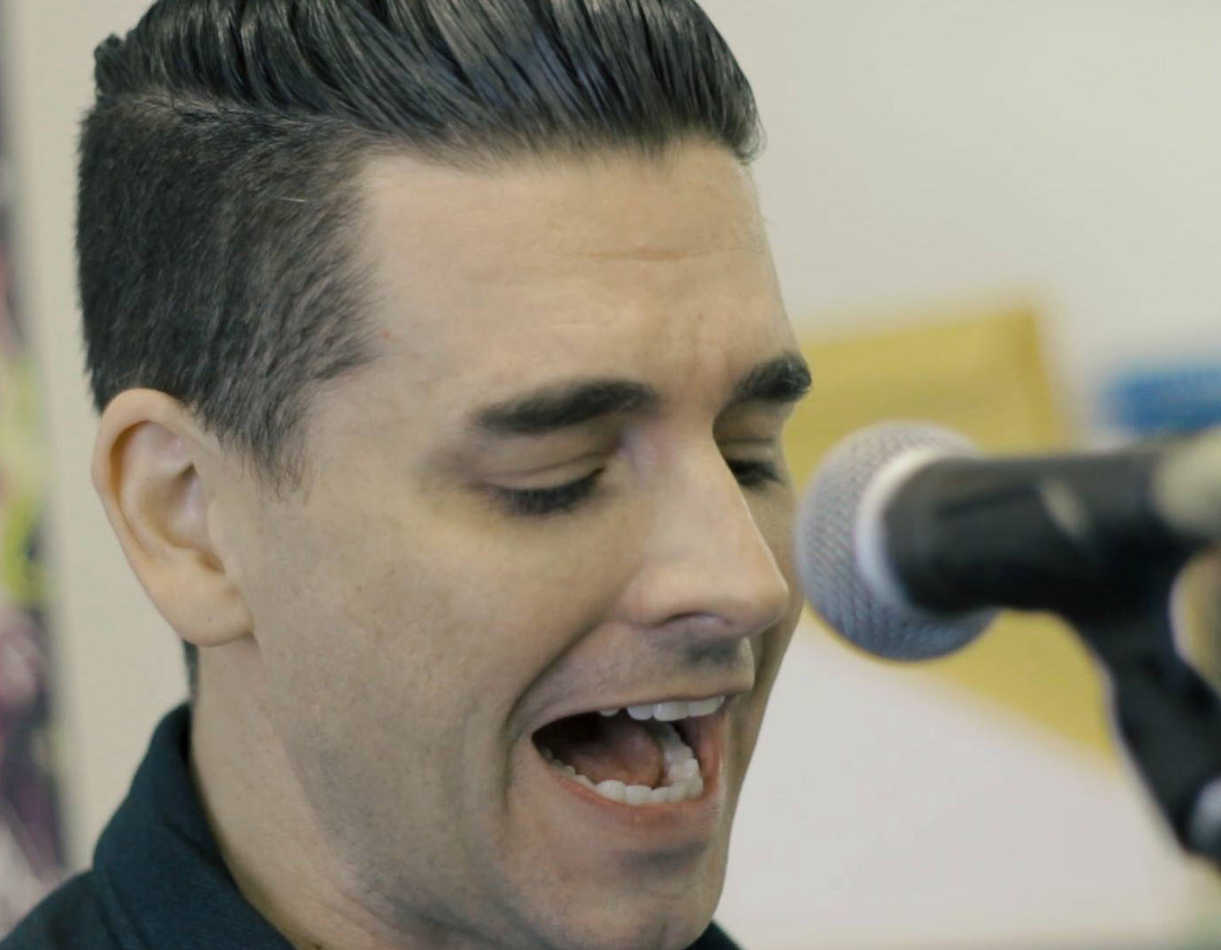 "Dashboard Confessional ""We Fight"" / ""Heart Beat Here"" (Acoustic) on No Future"