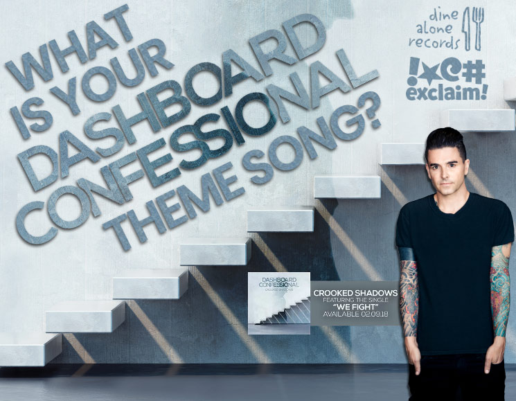 Find Your Dashboard Confessional Theme Song with This Quiz