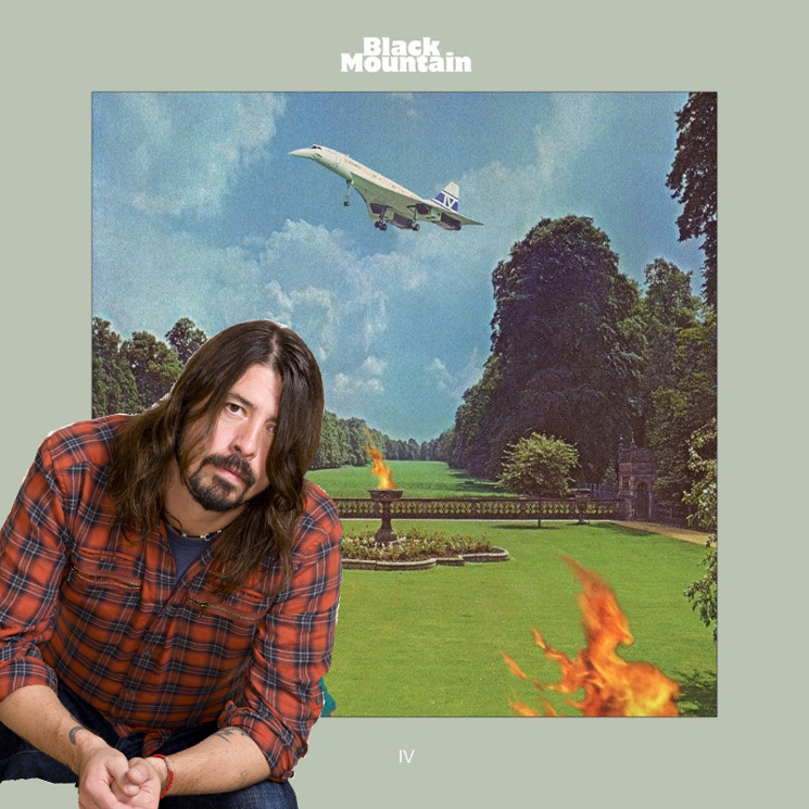 Dave Grohl Gets All Fanboy About Black Mountain