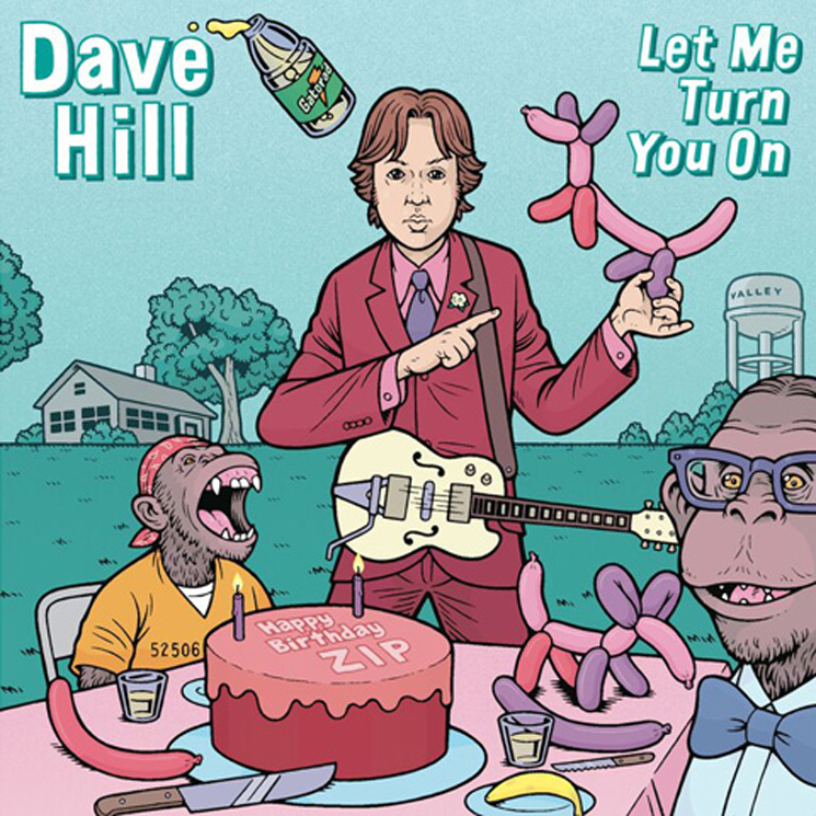 Dave Hill Let Me Turn You On