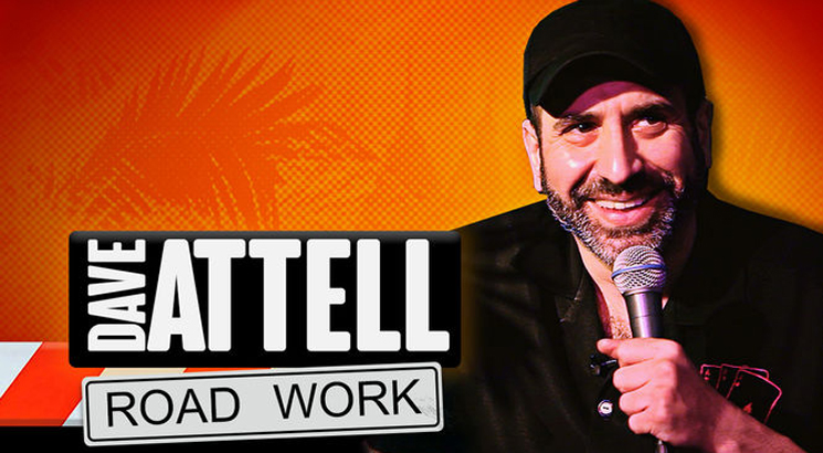 Dave Attell Road Work