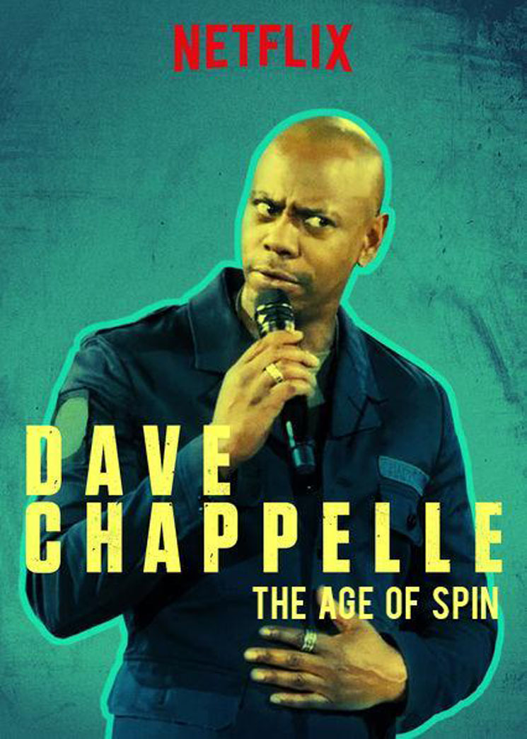 Dave Chappelle The Age of Spin: Live at the Hollywood Palladium