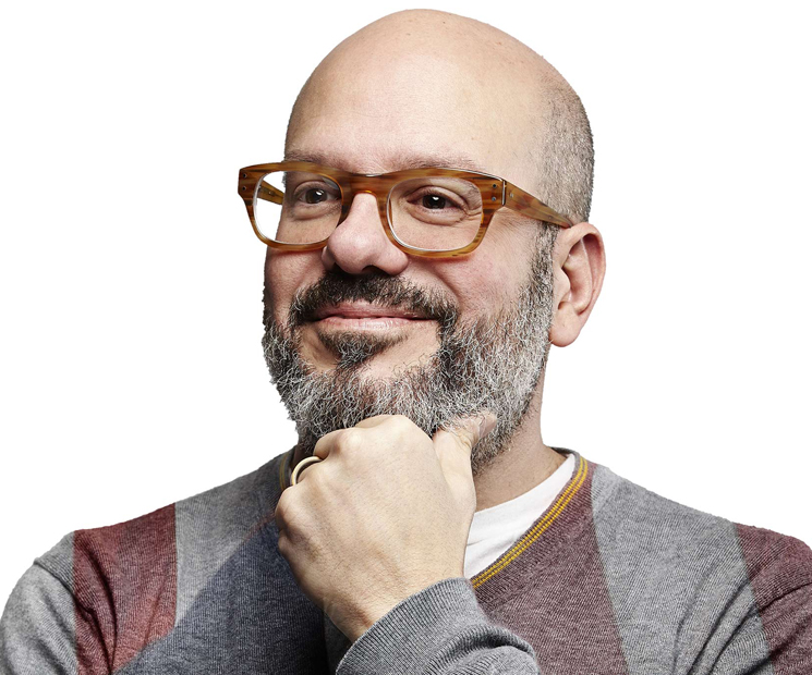 David Cross Danforth Music Hall, Toronto ON, July 25