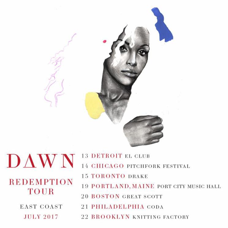 Dawn Richard Plots North American Tour, Shares Video for 'LA'