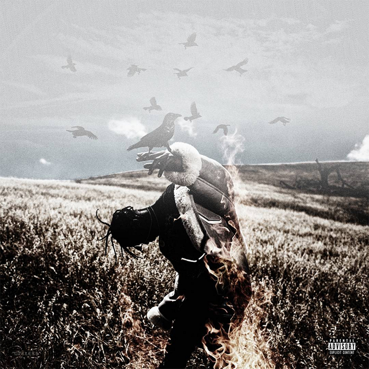 Travis Scott's Unauthorized 'Days Before Birds' Arrives on Streaming Services Only to Be Pulled