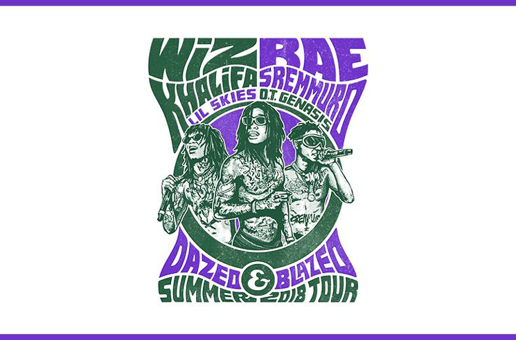 "Rae Sremmurd and Wiz Khalifa Map Out ""Dazed & Blazed Tour"""