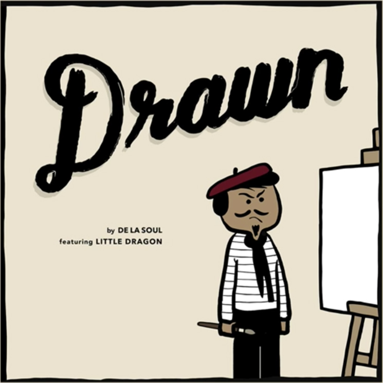 De La Soul 'Drawn' (ft. Little Dragon)