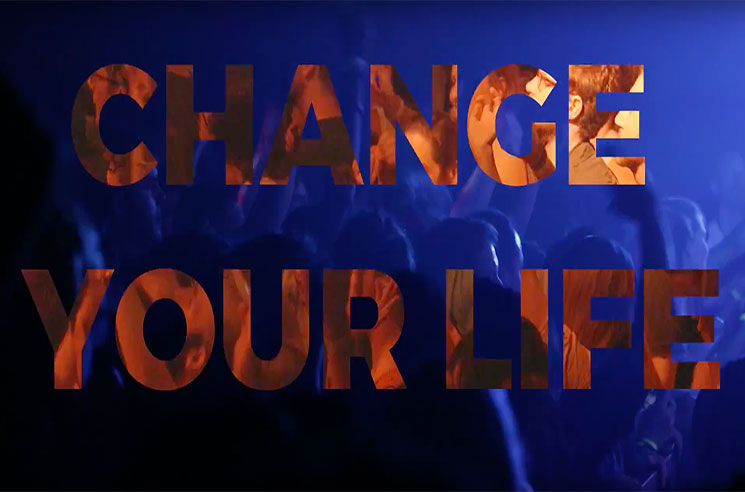 "Dan Deacon ""Change Your Life (You Can Do It)"" (video)"